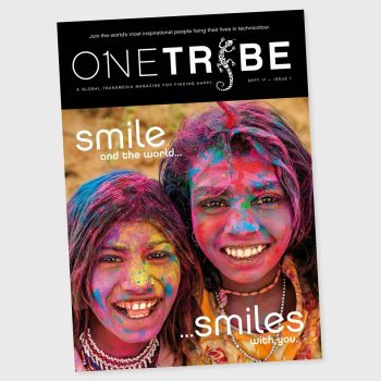 One Tribe Magazine – What Is Happiness & How Does The Lack Of It Affect Us?